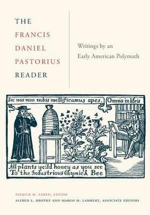 Francis Daniel Pastorius Reader