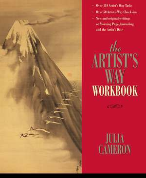 The Artist's Way Workbook de Julia Cameron