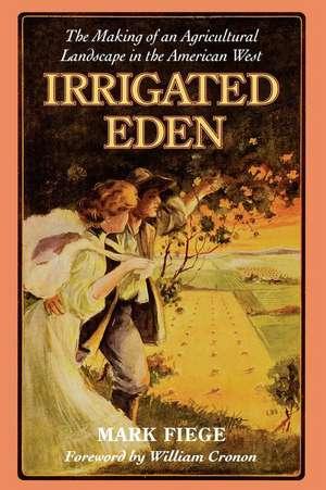 Irrigated Eden imagine