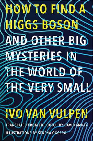 How to Find a Higgs Boson—and Other Big Mysteries in the World of the Very Small de Ivo van Vulpen