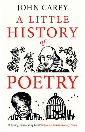A Little History of Poetry de John Carey