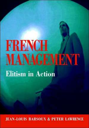 French Management de Peter Lawrence