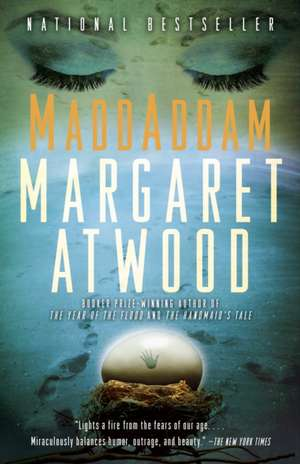 MaddAddam:  From the Atlantic to the Pacific, 1492-1941 de Margaret Atwood
