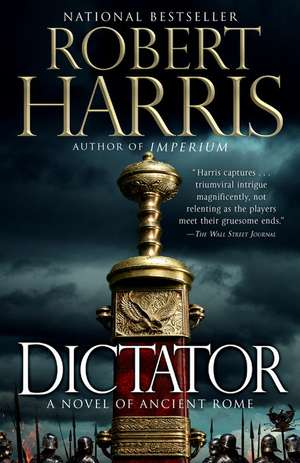 Dictator de Robert Harris