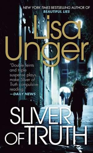 Sliver of Truth:  Ridley Jones #2 de Lisa Unger