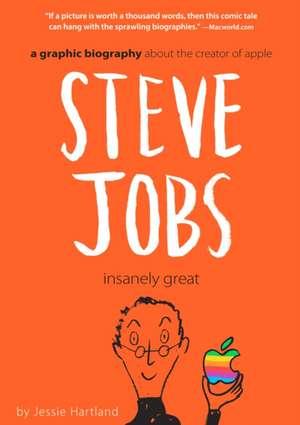 Steve Jobs de Jessie Hartland