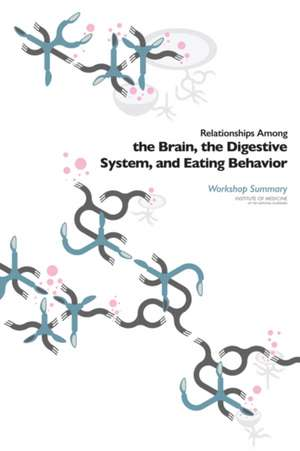 Relationships Among the Brain, the Digestive System, and Eating Behavior