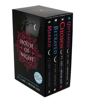 House of Night Set