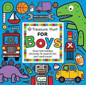 Treasure Hunt for Boys