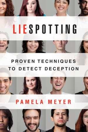 Liespotting de Pamela Meyer