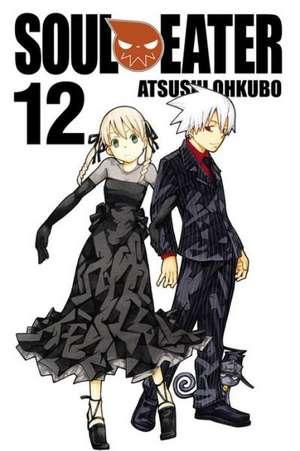 Soul Eater, Vol. 12 de Atsushi Ohkubo