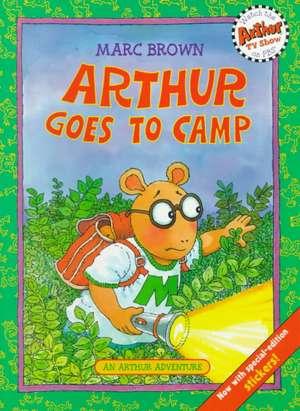 Arthur Goes to Camp de Marc Brown