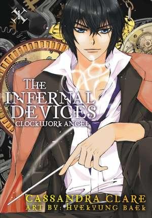 The Infernal Devices: Clockwork Angel de Cassandra Clare