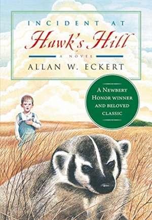 Incident at Hawk's Hill