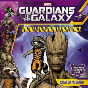 Marvel's Guardians of the Galaxy: Rocket and Groot Fight Back