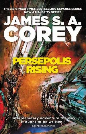 Persepolis Rising de James S. A. Corey