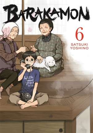 Barakamon, Vol. 6
