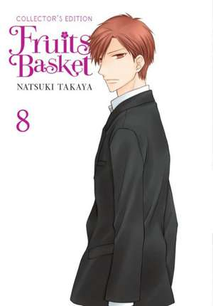Fruits Basket Collector's Edition, Vol. 8