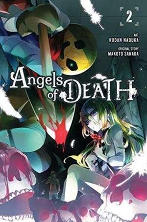 Angels of Death, Vol. 2 de Kudan Naduka