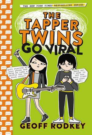 The Tapper Twins Go Viral imagine