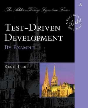 Test Driven Development:  By Example de Kent Beck