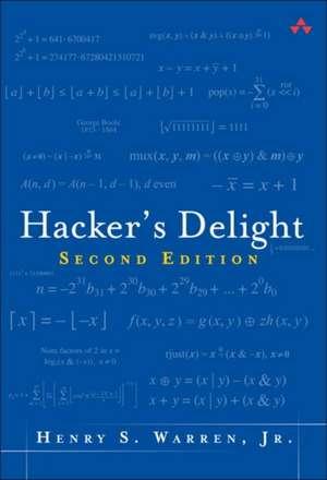 Hacker's Delight de Henry S. Warren