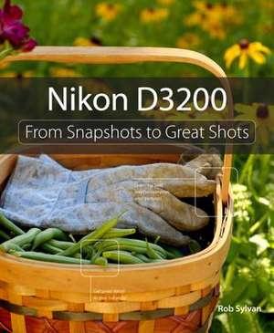 Nikon D3200 de Rob Sylvan