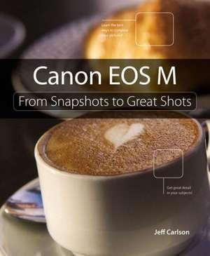 Canon EOS M de Jeff Carlson