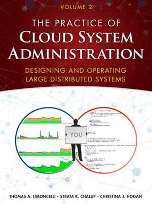 The Practice of Cloud System Administration:  Designing and Operating Large Distributed Systems, Volume 2 de Strata R. Chalup