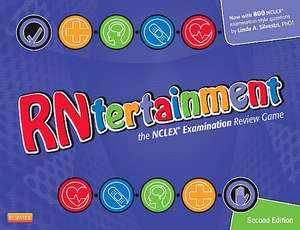 RNtertainment: The NCLEX® Examination Review Game imagine