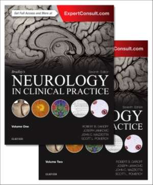 Bradley's Neurology in Clinical Practice, 2-Volume Set