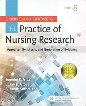 Burns and Grove's The Practice of Nursing Research