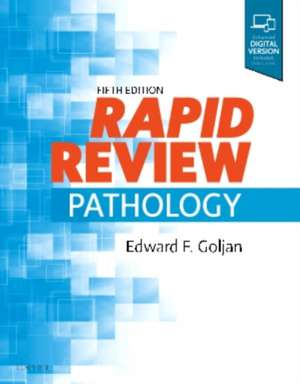 Rapid Review Pathology de Alfrey Anthony