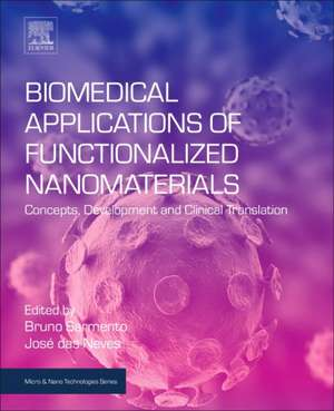 Biomedical Applications of Functionalized Nanomaterials