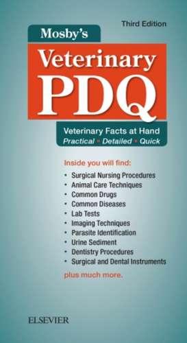 Mosby's Veterinary PDQ imagine