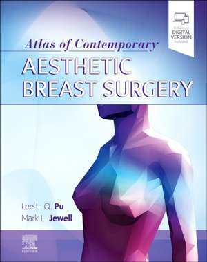 Atlas of Contemporary Aesthetic Breast Surgery imagine