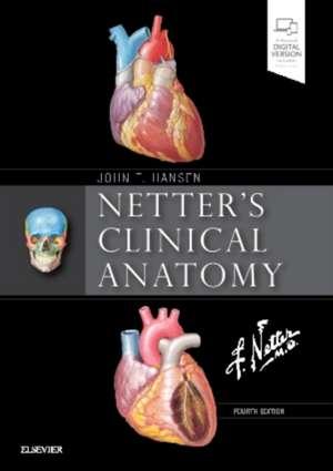 Netter's Clinical Anatomy de John T. Hansen