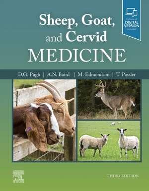 Sheep, Goat, and Cervid Medicine imagine