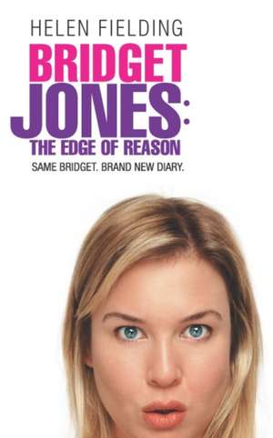 Bridget Jones Diary: The Edge of Reason. Film Tie-in de Helen Fielding