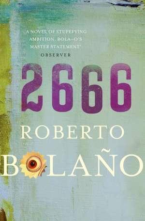 2666 de Roberto Bolano