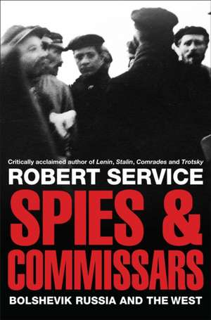 Spies and Commissars imagine