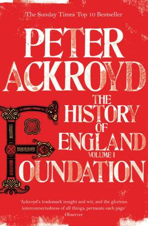 Foundation de Peter Ackroyd