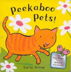 Peekaboo Pets!
