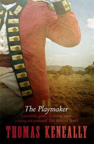 The Playmaker de Thomas Keneally
