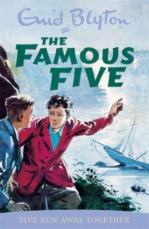 Famous Five: Five Run Away Together de Enid Blyton