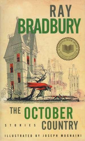 The October Country de Ray Bradbury