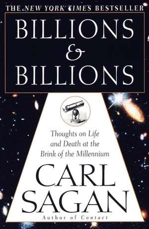 Billions & Billions de Carl Sagan