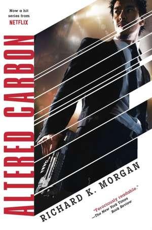 Altered Carbon de Richard K. Morgan