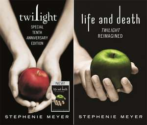 Twilight. 10th Anniversary Edition / Life and death. Twilight reimagined