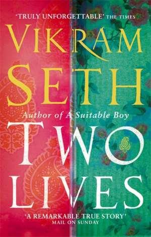 Two Lives de Vikram Seth
